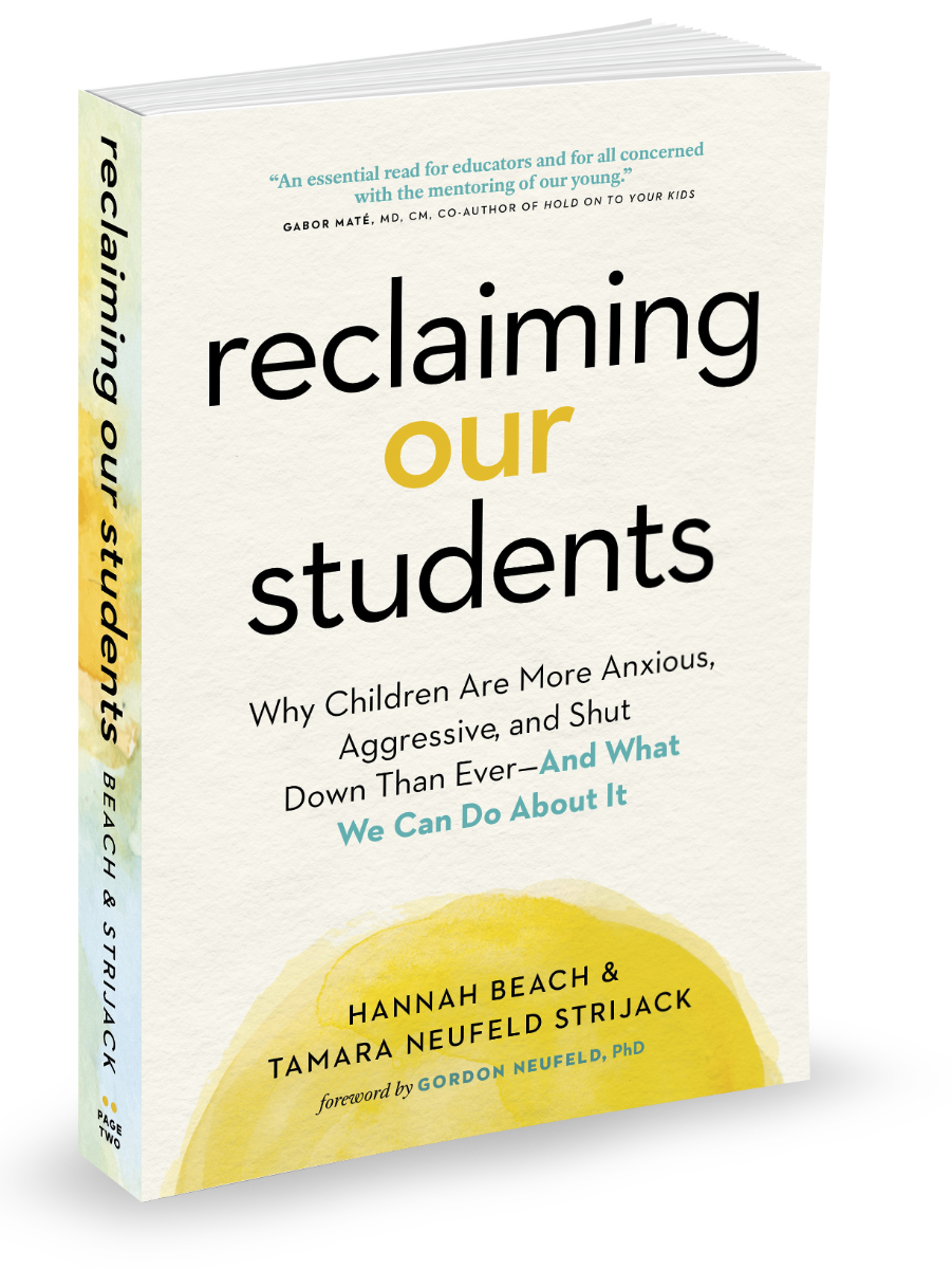 reclaiming our students book cover